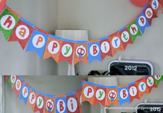 Happy Birthday Bootot